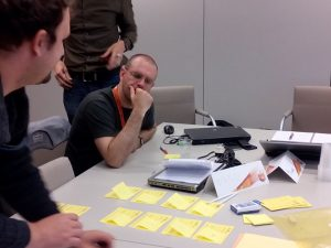 Sprint planning tijdens een Scrum project