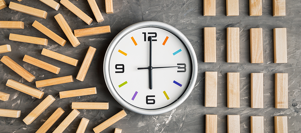 Time management in beeld